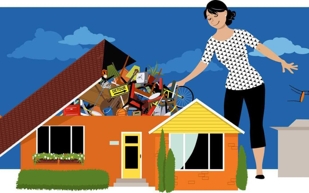 How Getting Rid of Sentimental Clutter Will Help Keep Pests Away