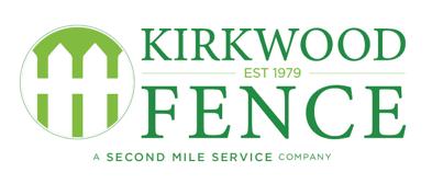 Kirkwood fence logo