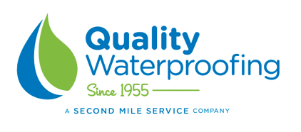 Quality waterproofing logo